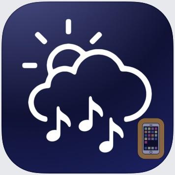 Weather Tunes -Free weather based music & forecast by ari amanatidis (Universal)