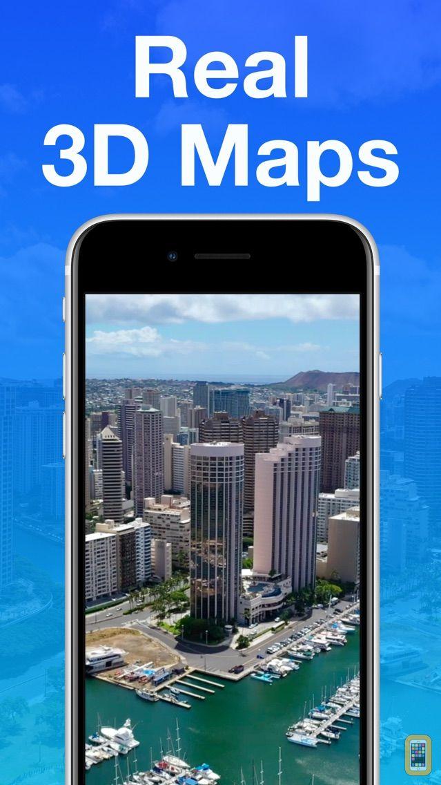 Screenshot - FlyMaps
