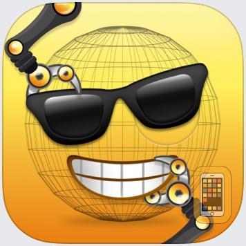 Moji Maker™ | Emoji & Avatar by AppMoji, Inc. (Universal)