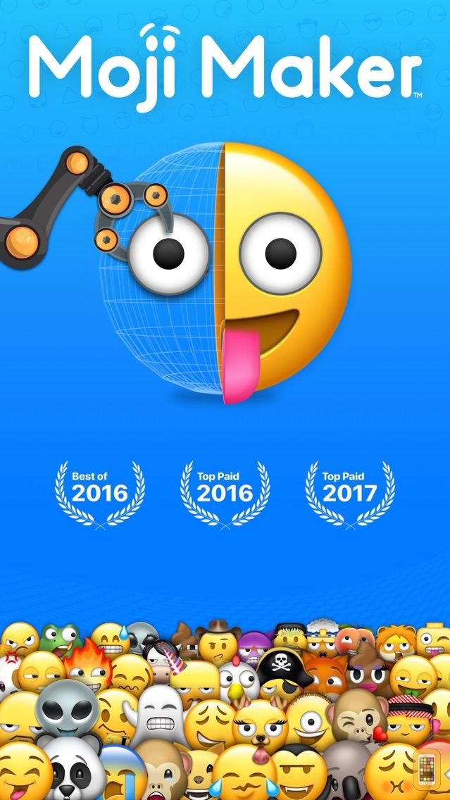 Screenshot - Moji Maker™