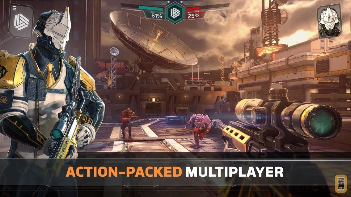 Screenshot - Modern Combat Versus