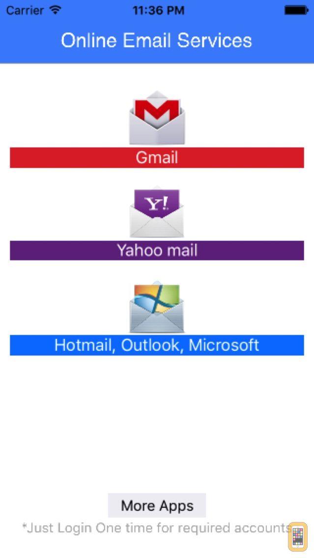 Screenshot - OnlineMail