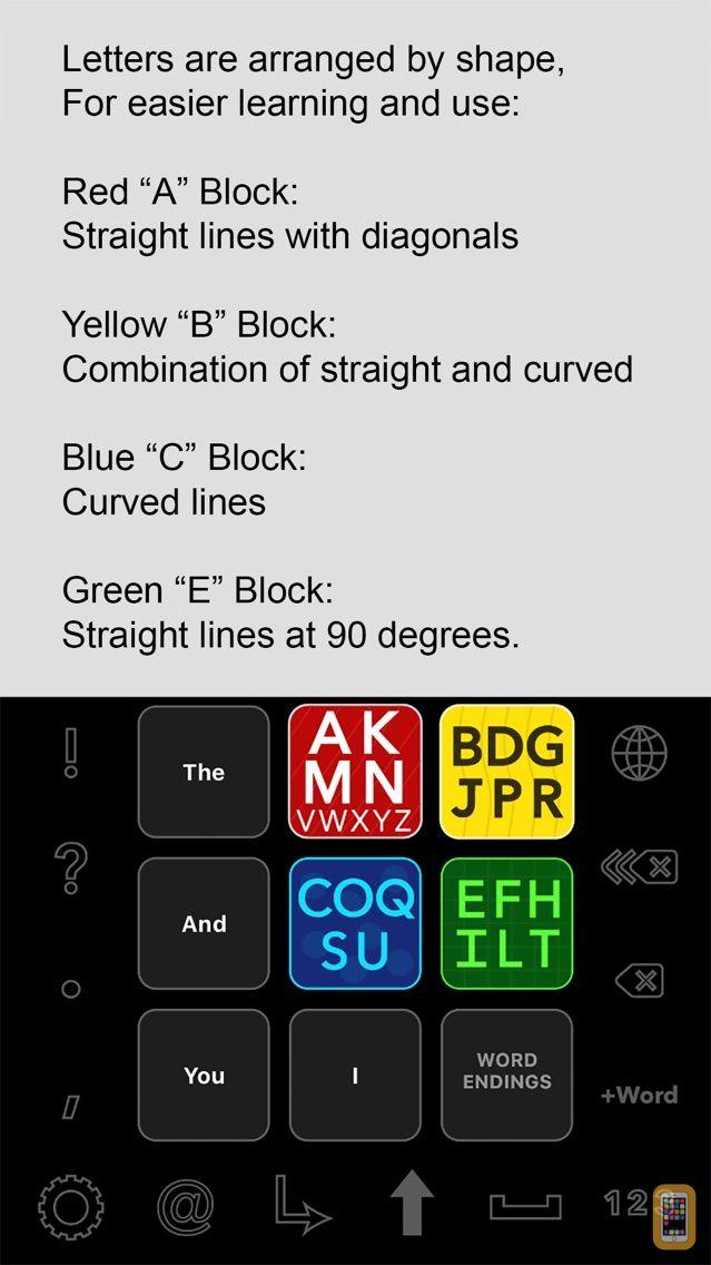 Screenshot - Modality Keyboard