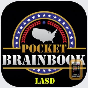 Pocket Brainbook - LASD by Jason Weil (Universal)