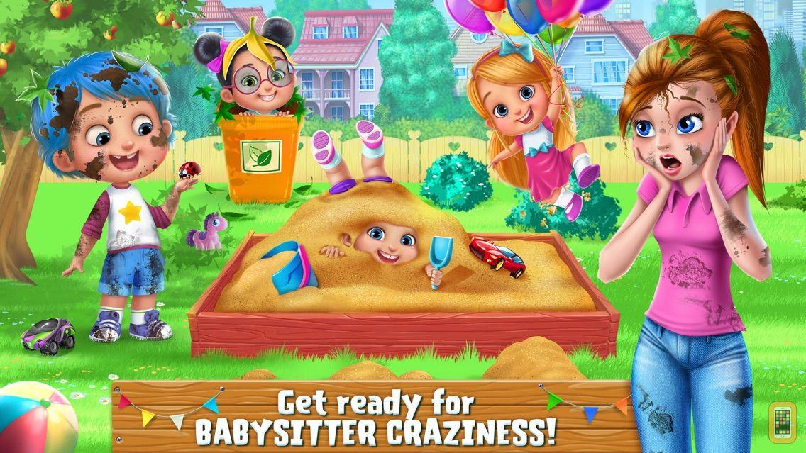 Screenshot - Babysitter Mania - Fun Kids Game