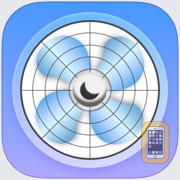 Sleep Aid Fan - White Noise by App Magna, LLC (Universal)