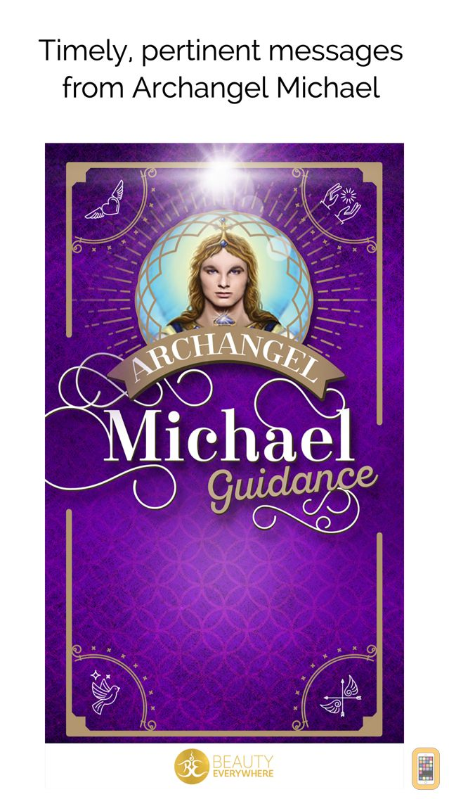 Screenshot - Archangel Michael Guidance