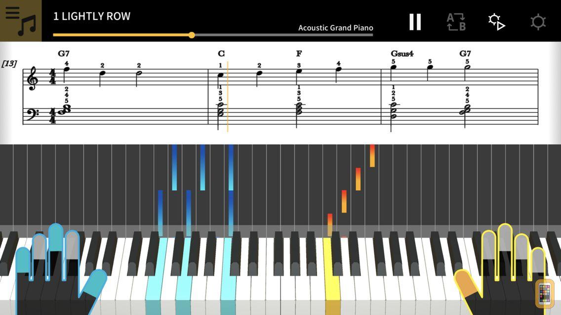 Screenshot - Chordana Play