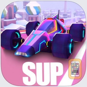 SUP Multiplayer Racing by Oh BiBi (Universal)