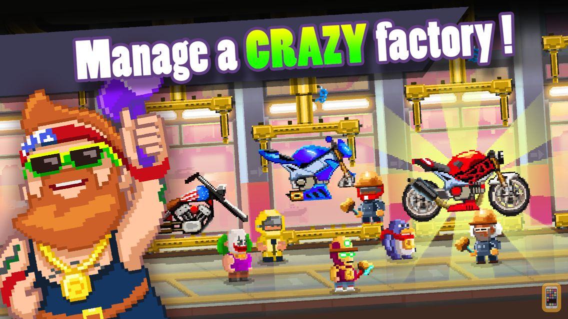Screenshot - Motor World: Bike Factory