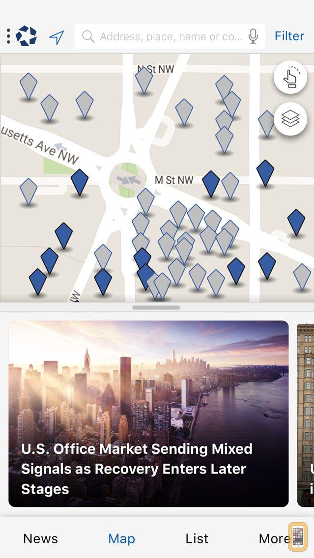 Screenshot - CoStar -Commercial Real Estate