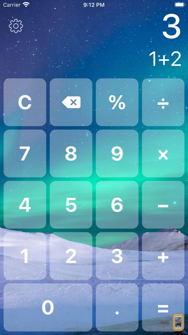 Screenshot - Big Calculator Pro
