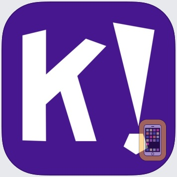 Kahoot! Play & Create Quizzes by Kahoot! AS (Universal)