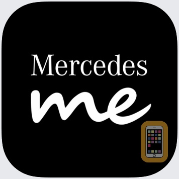 Mercedes Benz Mbrace App >> Mercedes me (USA) for iPhone - App Info & Stats | iOSnoops