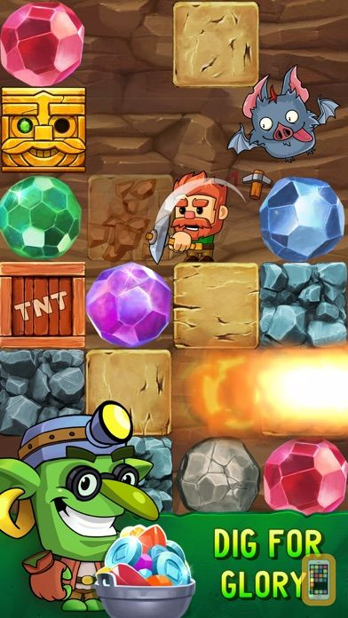 Screenshot - Dig Out! - Dungeon Mine