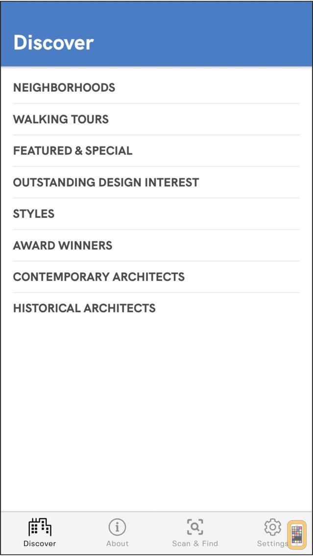 Screenshot - AIA Guide to Boston