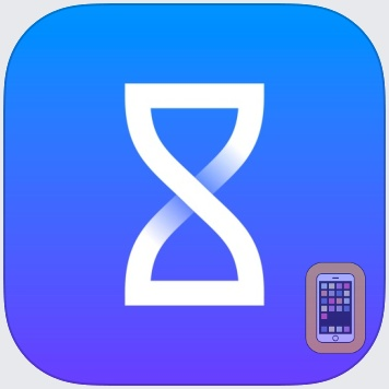 Timeglass timer & stopwatch by Cosmic Teapot (iPhone)