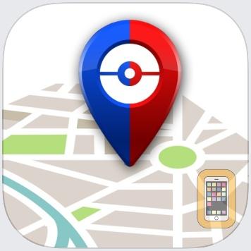 PokeRadar-Poke Radar Go Map Vision For Pokémon GO by Bilal Mirza (Universal)