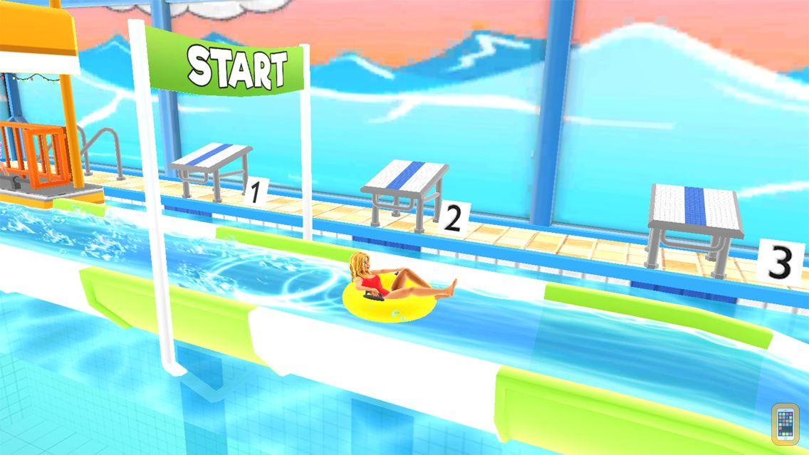 Screenshot - Uphill Rush Water Park Racing