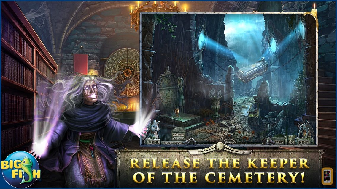 Screenshot - Redemption Cemetery: At Death's Door Hidden (Full)
