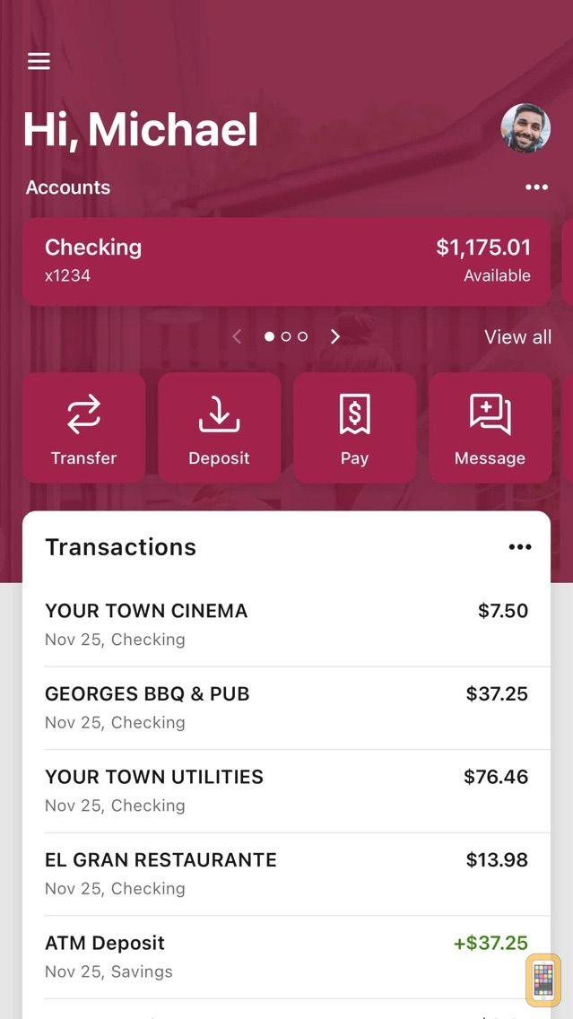 Screenshot - Wilson Bank & Trust