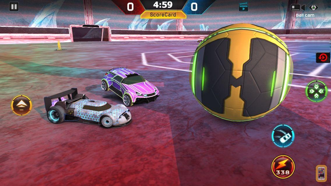 Screenshot - Turbo League