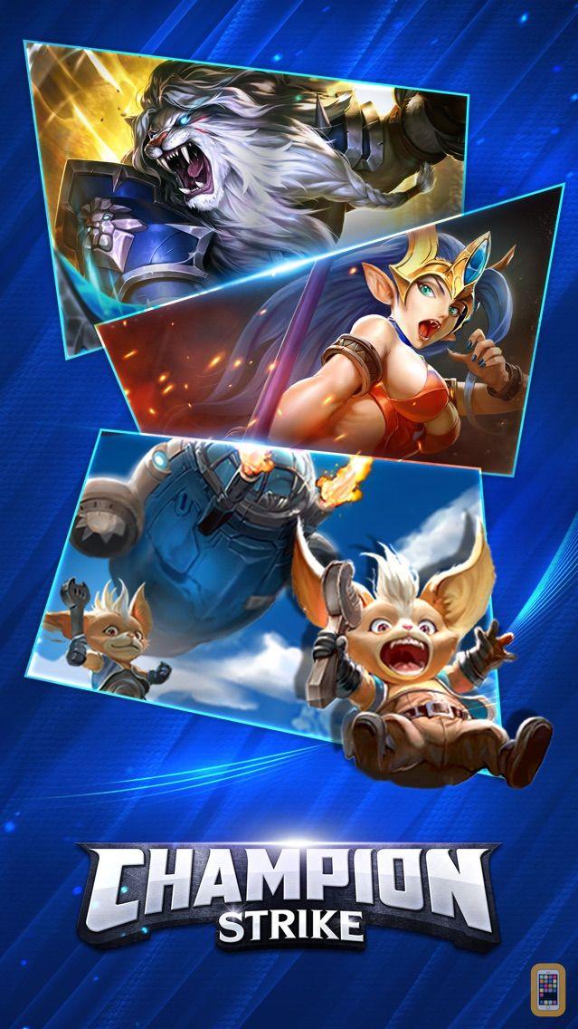 Screenshot - Champion Strike