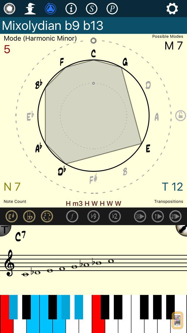 Screenshot - Tessitura Pro