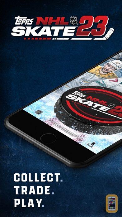 Screenshot - Topps® NHL SKATE™ Card Trader