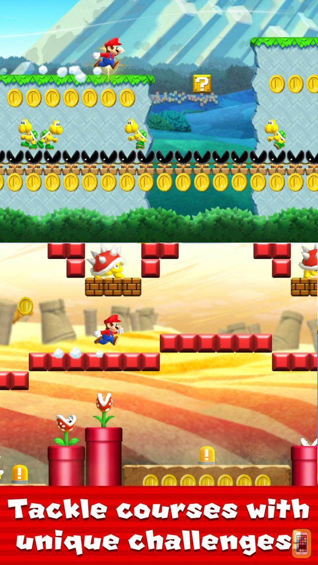 Screenshot - Super Mario Run