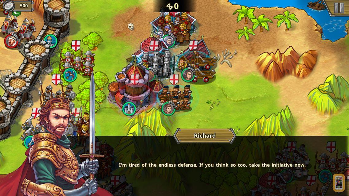 Screenshot - European War 5: Empire