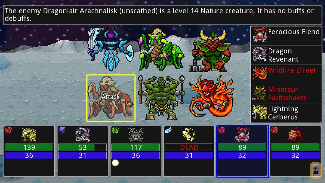 Screenshot - Siralim 2 (RPG / Roguelike)