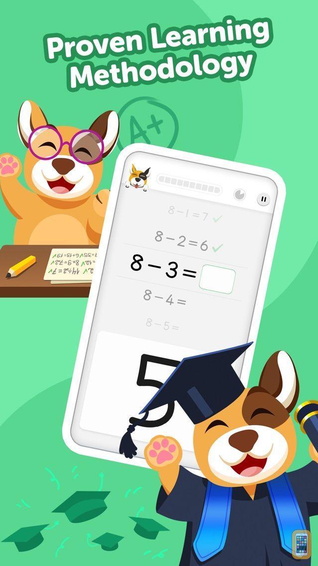 Screenshot - Math Learner: Learning Games
