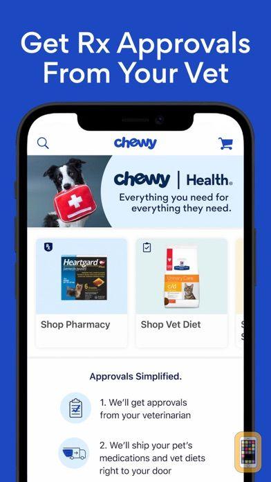 Screenshot - Chewy - Where Pet Lovers Shop