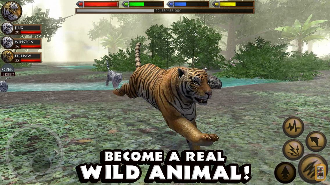 Screenshot - Ultimate Jungle Simulator