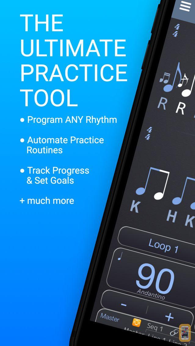 Screenshot - PolyNome Pro: THE Metronome