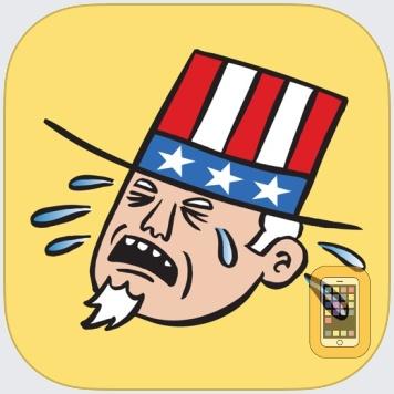 Nibmoji: Political Emojis by First Look Media (Universal)