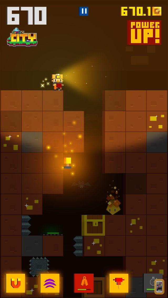 Screenshot - Mine Blitz