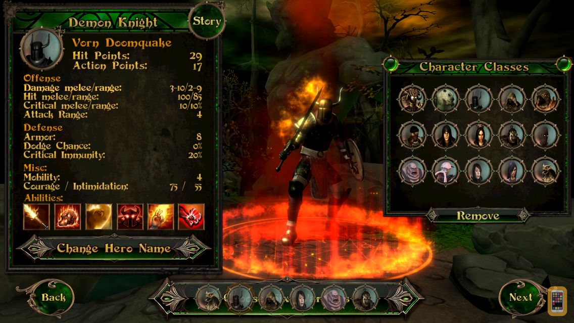 Screenshot - Demon's Rise 2: Lords of Chaos