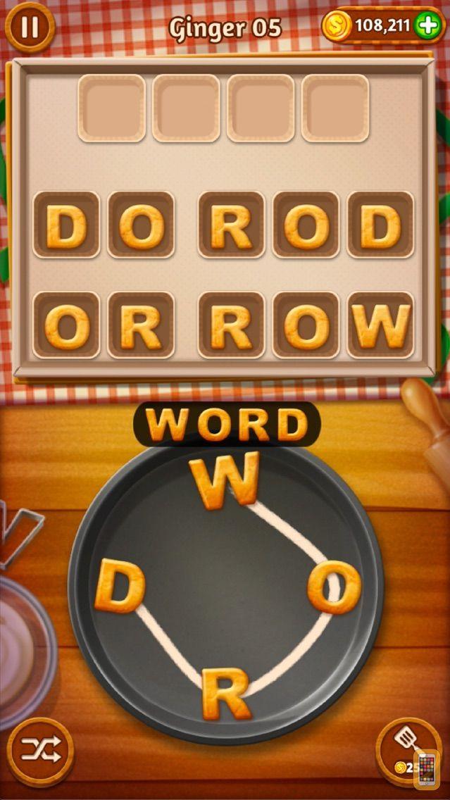 Screenshot - Word Cookies!®