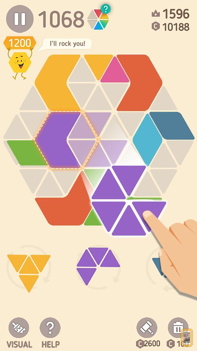 Screenshot - Make Hexa Puzzle