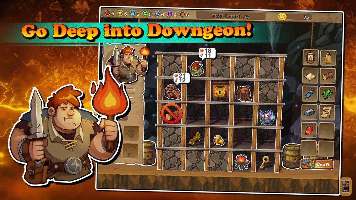 Screenshot - Downgeon Quest