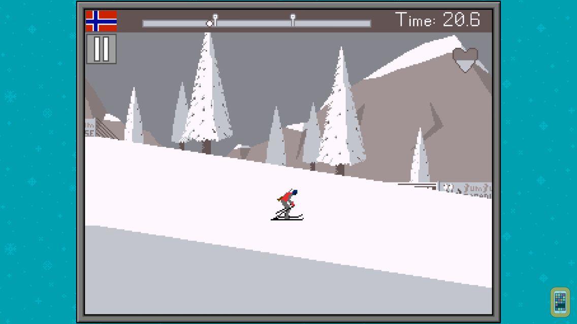 Screenshot - Retro Winter Sports 1986