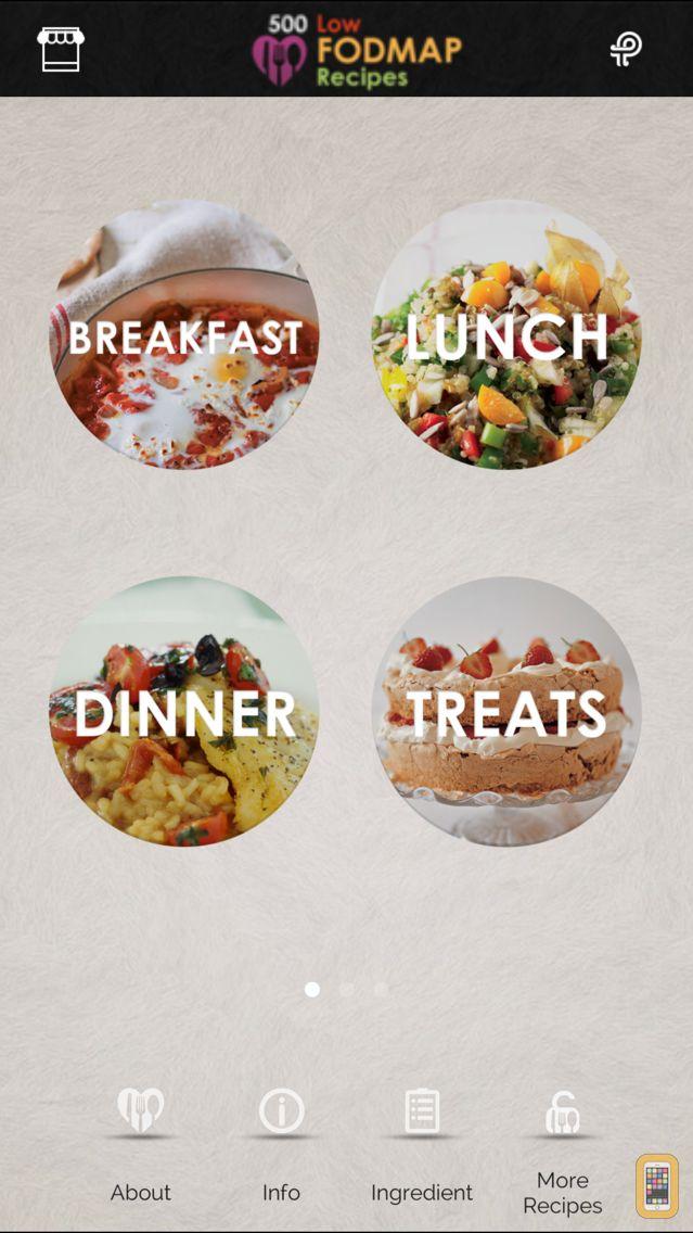 Screenshot - 500 Low FODMAP Recipes: IBS relief & a happy gut