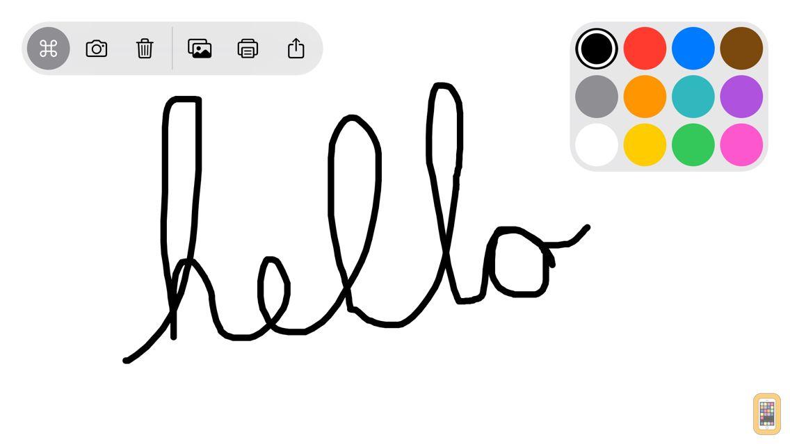 Screenshot - Whiteboard: just draw together