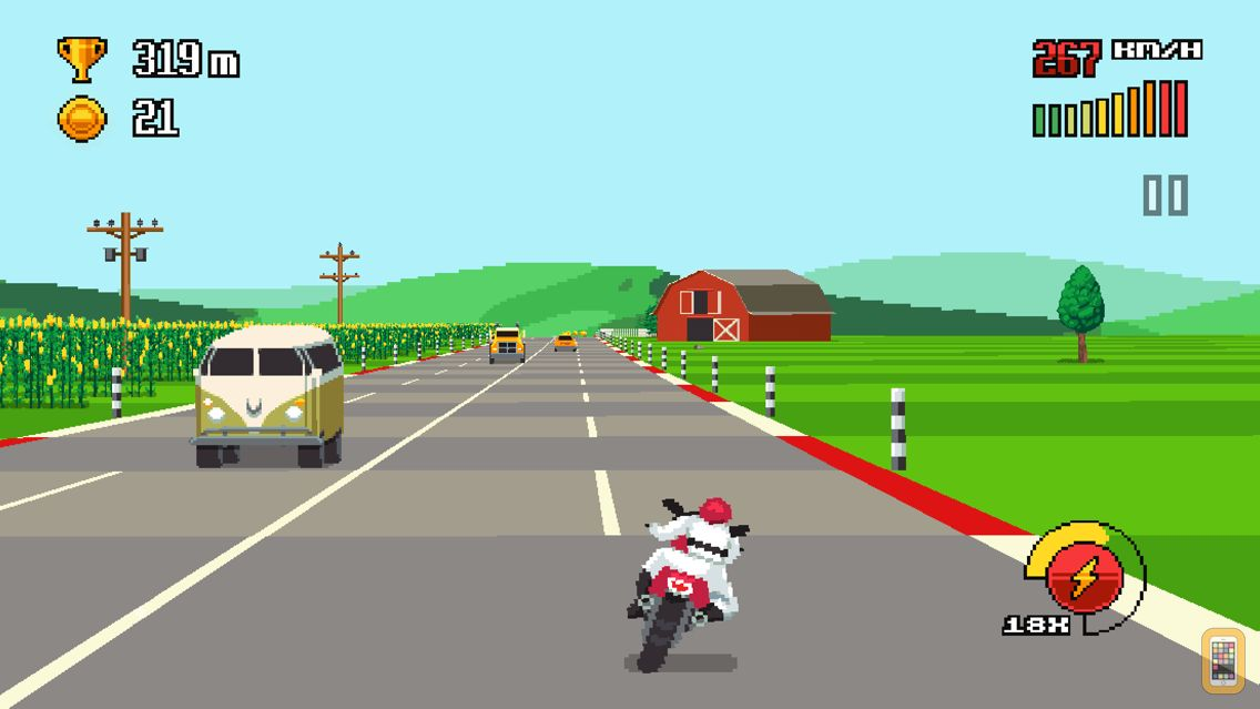 Screenshot - Retro Highway