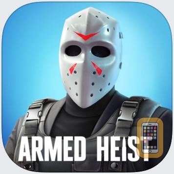 Armed Heist: TPS Shooting Game by SOZAP (Universal)