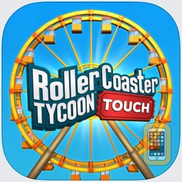 RollerCoaster Tycoon® Touch™ by Atari (Universal)