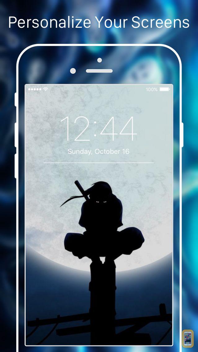 Screenshot - Wallpaper for Naruto Manga HD