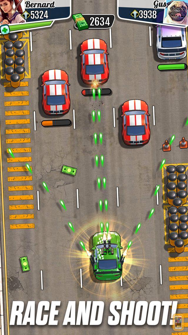 Screenshot - Fastlane: Road to Revenge